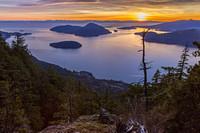 Howe Sunset